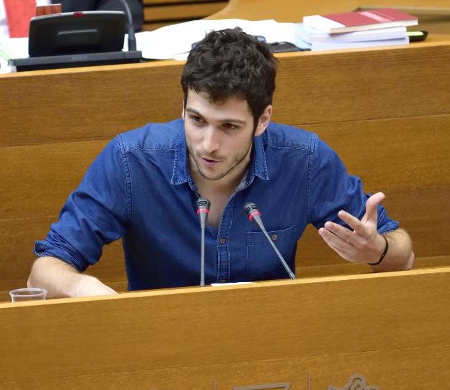 Secretario General Comunidad Valenciana