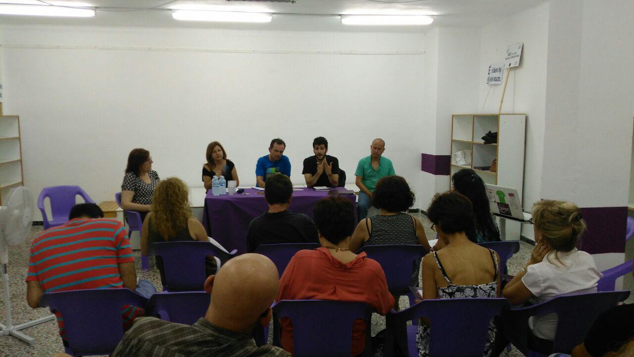 Podemos celebra jornadas sobre urbanismo y turismo en - Alicante urbanismo ...